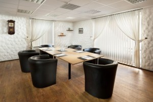 Meeting rooms -Alexandrine boradroom style